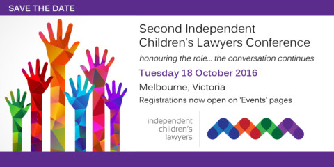 2nd National Independent Children's Lawyer Conference